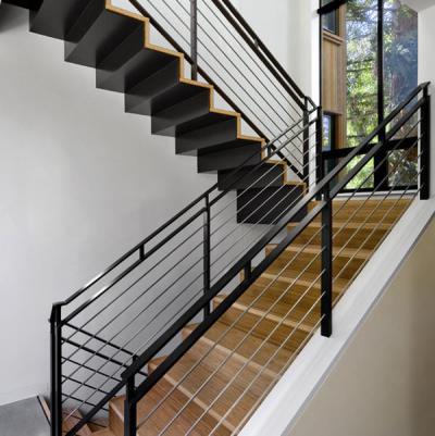 Cầu thang và lan can đẹp, tinh tế