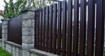 Hàng rào sắt đẹp 2