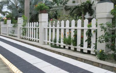 Hàng rào sắt đẹp cho công trình xây dựng
