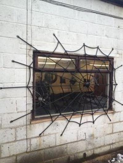 Hoa sắt kiểu mạng nhện