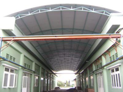 Máy tôn dạng vòm