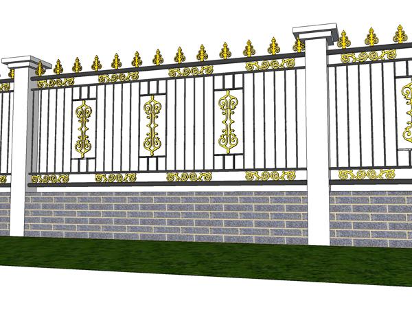 Những mẫu hàng rào đẹp nhất